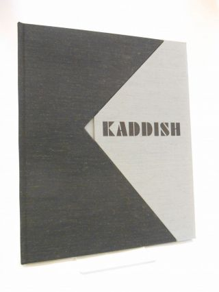 Kaddish for Naomi Ginsberg, 1894-1956, with two other related poems, White Shroud and Black Shroud