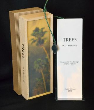 Trees. W. S. Merwin, Charles Hobson, Book Artist