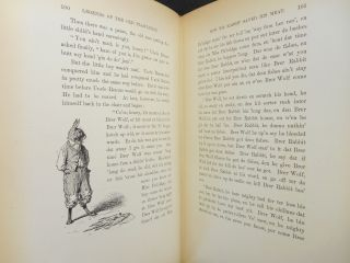 Uncle Remus, His Songs and His Sayings; New and Revised Edition, With One Hundred and Twelve Illustrations