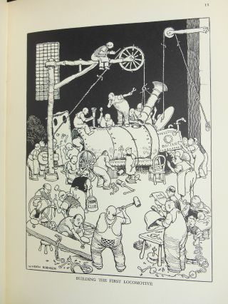 Railway Ribaldry; Being 96 Pages of Railway Humour