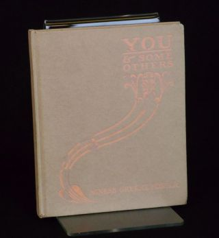 You & Some Others, Being Poems for Occasions. Agness Greene Foster, Will Jenkins, Nash,...